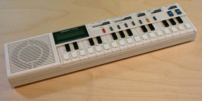 The Casio VL-Tone!